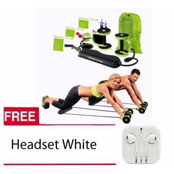 Harga XZY-Revoflex Xtreme (Green) with Free Headset White