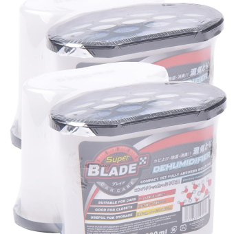 Blade Dehumidifier 800 mL (4 Bundles of Pack of 2) Price Philippines