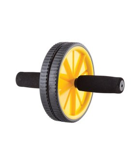 Ab Abdominal Roller Wheel (Yellow) Price Philippines