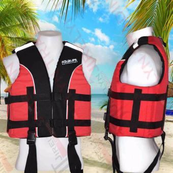 Heavy Duty Life Vest Aqualife Stabil XS (Red) Price Philippines