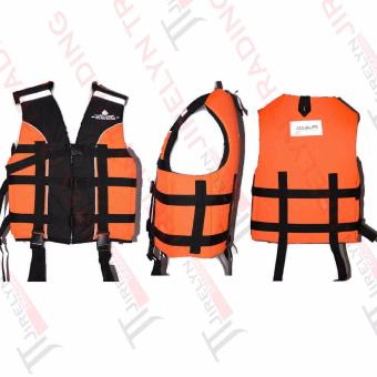 Heavy Duty Life Vest Aqualife Stabil Medium (Orange) Price Philippines