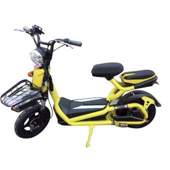 Harga GOGO Edge Electric Bike (Yellow)