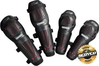 Scoyco Premium Gears K/H-Series K10/H10-2 Motorcycle Elbow & Knee Pads & Protector Guards Protector Price Philippines