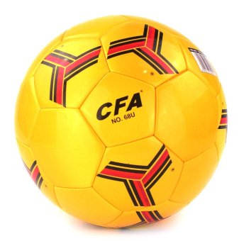 Harga Qiangli QLSB01 Foam Soccer Foot Ball 7.5-Inch (Yellow)