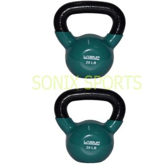 Live Up Kettlebell Kettle Bell Exercise Weight 20 LBS (Set of 2) Price Philippines