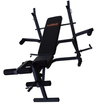 Live-Up 5 in 1 Weight Bench Price Philippines