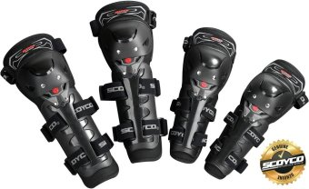Scoyco Premium Gears K/H-Series K11/H11-2 Motorcycle Cycling Elbow & Knee Pads & Protector Guards Protector Price Philippines