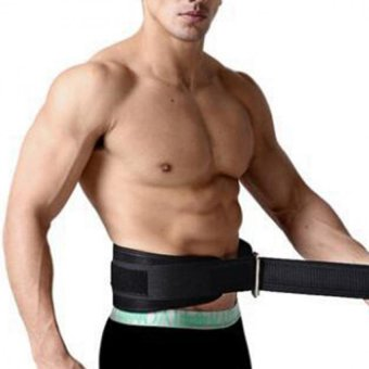 MOON STORE Body building, weightlifting, squats, Sanda, belts, L - intl Price Philippines