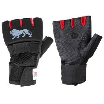 Harga Lonsdale Gel Handwrap (Black/Red)