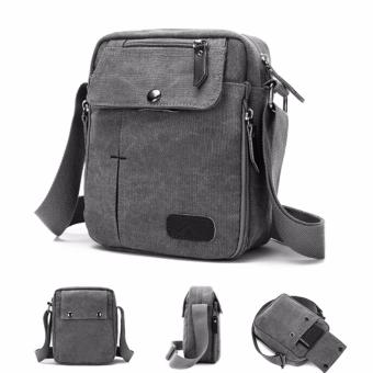 Harga Tactical Shoulder Bag (Gray)