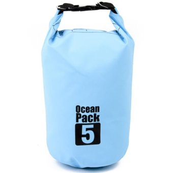 Ocean Pack Drybag 5L (Blue) Price Philippines
