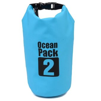 Ocean Pack Drybag 2L (Blue) Price Philippines
