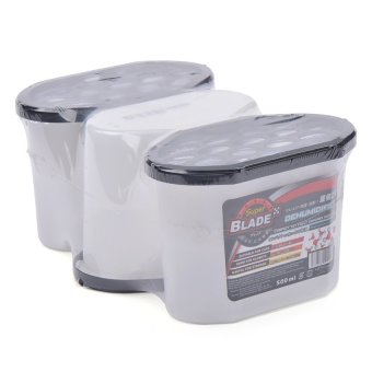 Blade Dehumidifier 500ml (3 Bundles of a Pack of 3) Price Philippines