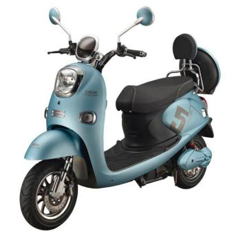 Harga GOGO Paris Electric Bike (Light Blue)
