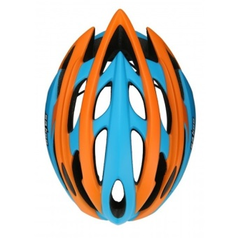 Harga SAHOO Cycling Out-Mold Helmet MTB Bike Bicycle Helmet + 2 Free Shell Orange - intl
