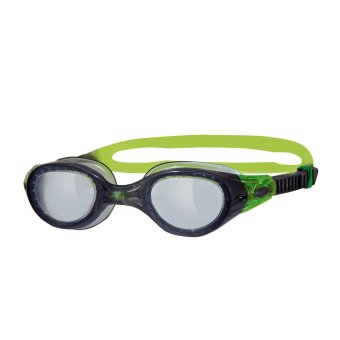 Zoggs Phantom Clear Goggles (Smoke/ Green) Price Philippines