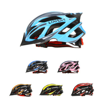 LIXADA 21 Vents Ultralight Integrally-molded EPS Outdoor Sports Mtb/Road Cycling Mountain Bike Bicycle Adjustable Skating Helmet - Price Philippines