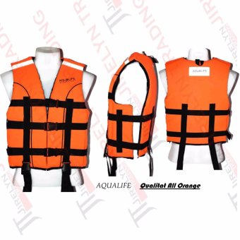 LIFE VEST Aqualife Lifevest PFD XS (Orange) Price Philippines