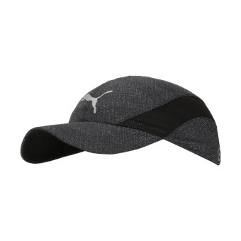 PUMA PRunning Pure Cap (Black/Aop Nighcat) Price Philippines