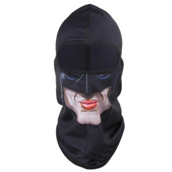 Outdoor Sports Cycling Motorcycle Masks Ski Hood Hat Full Face Mask - intl Price Philippines