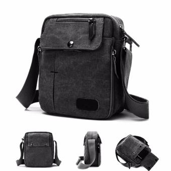 Harga Tactical Shoulder Bag (Black)