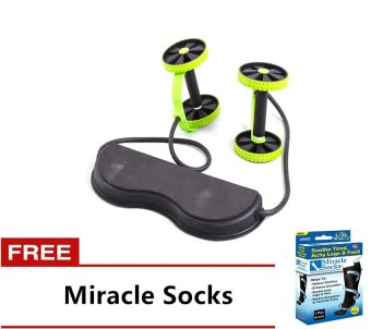 Harga Revoflex Xtreme (Light Green) with Free Miracle Socks