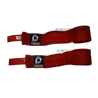 POKAL Handwrap 3.5 meters (Red) Price Philippines
