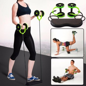 Harga Revoflex Xtreme Thin Waist Fitness Workout Training Equipment Gym Excise Machine
