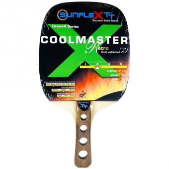 "Sunflex Samurai ""COOL MASTER"" Table Tennis Bat Price Philippines"