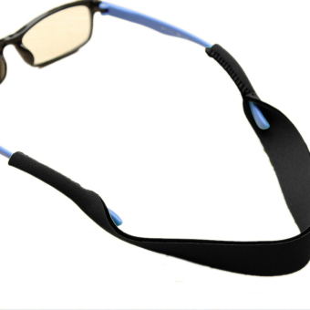 Amango Glasses Strap Sports Sunglasses Rope (Black) Price Philippines