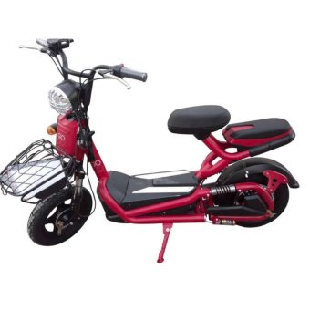 Harga GOGO Edge Electric Bike (Red)