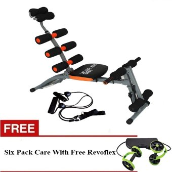 Harga Six Pack Care Exercise machine fitness equipment With Free Revoflex Xtreme Workout