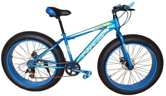 "NKS Kirin 26"" x 4"" Fat Tire Mountain Bike Outdoor / Off-Road Dirt / Beach / All Terrain Bicycle ATB Price Philippines"