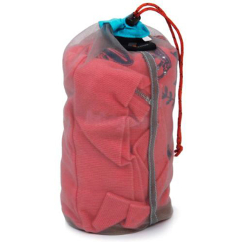 Harga Tavel Camping Sports Ultralight Mesh Stuff Sack Drawstring Storage Bag