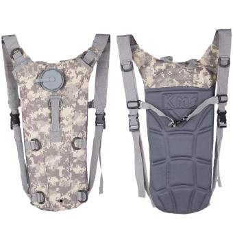 3L Hydration Packs Tactical Water Bag Assault Backpack Hiking Pouch ACU - intl Price Philippines
