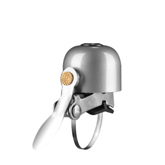 ROCKBROS Cycling Bicycle MTB Ring Bell Haddlebar Bells Horn Silver - intl Price Philippines