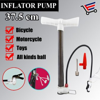 Harga High Pressure Portable Air Pump Inflator Pump 37.5cm