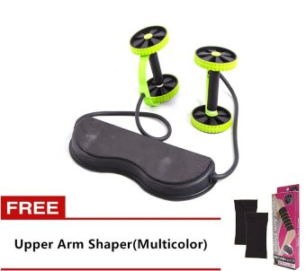 Harga Revoflex Xtreme (Light Green) with Free Upper Arm Shaper (Multicolor)