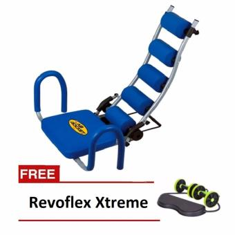 Harga Ab Rocket Trainer Blue with Free Revoflex Xtreme