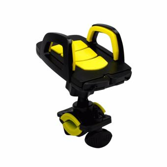 Hoco AS01 Bicycle Mounted Holder (CA14)-Ylw Price Philippines