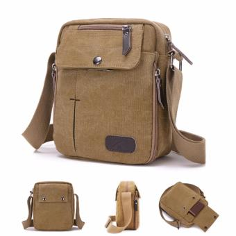 Harga Tactical Shoulder Bag (Khaki)