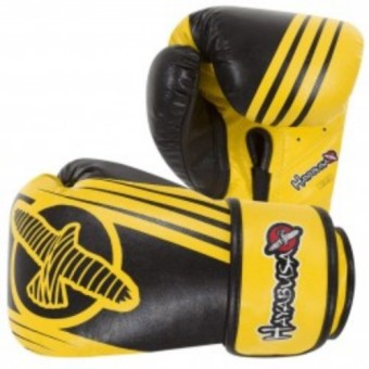 Harga Hayabusa Recast Boxing Gloves 12Oz (Yellow/Black)