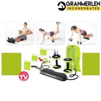 Harga 2017 Hot Exercise kit Revoflex Extreme (Black/Green)