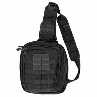 Harga 5.11 Tactical Series Rush MOAB 6 (Black)