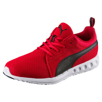 Harga PUMA Carson Runner Mesh Men's Running Shoes (Red)