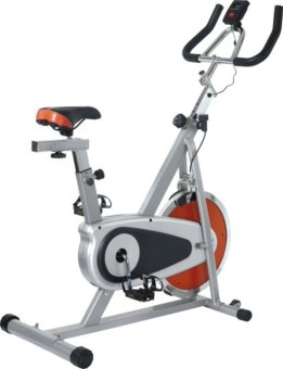 Harga Cardio Master SP1111 Stationary Spin Bike