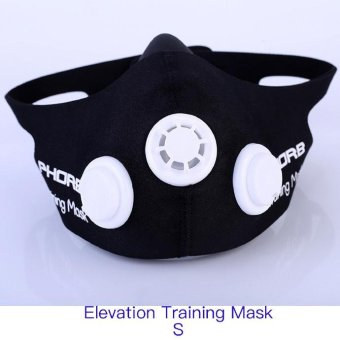 Elevation Training Mask, Fitness Mask, Workout Mask, Running Mask, Breathing Mask, Resistance Mask, Elevation Mask, Cardio Mask, Endurance Mask For Fitness - intl Price Philippines