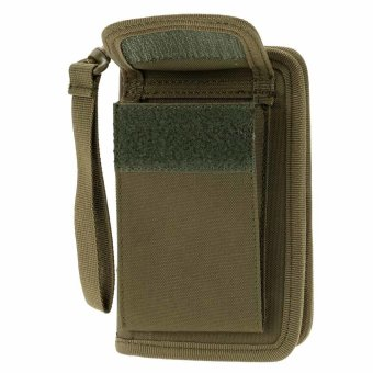 LIXADA Outdoor Tactical Wallet Card Phone Pouch Hand Bag Price Philippines