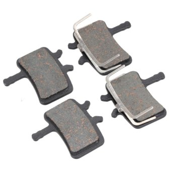 2 Pairs MTB bicycle disc brake pads for Avid BB7 Hydraulic Avid juicy3/57 - intl Price Philippines