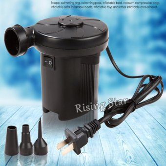 Harga Rising Star Multi-function Inflate Deflate AC Electric Air Pump